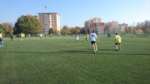 Středoškolský fotbal