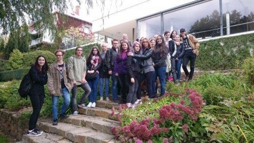 Vzdělávací exkurze – Vila Tugendhat Brno